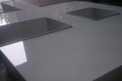 Litery 3D taśma aluminiowa + plexi