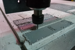 freowanie aluminium